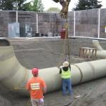 commercial/residential fiberglass reinforced pipe